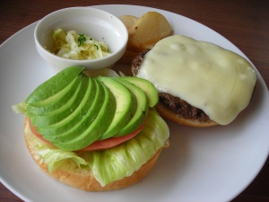 abocado burger